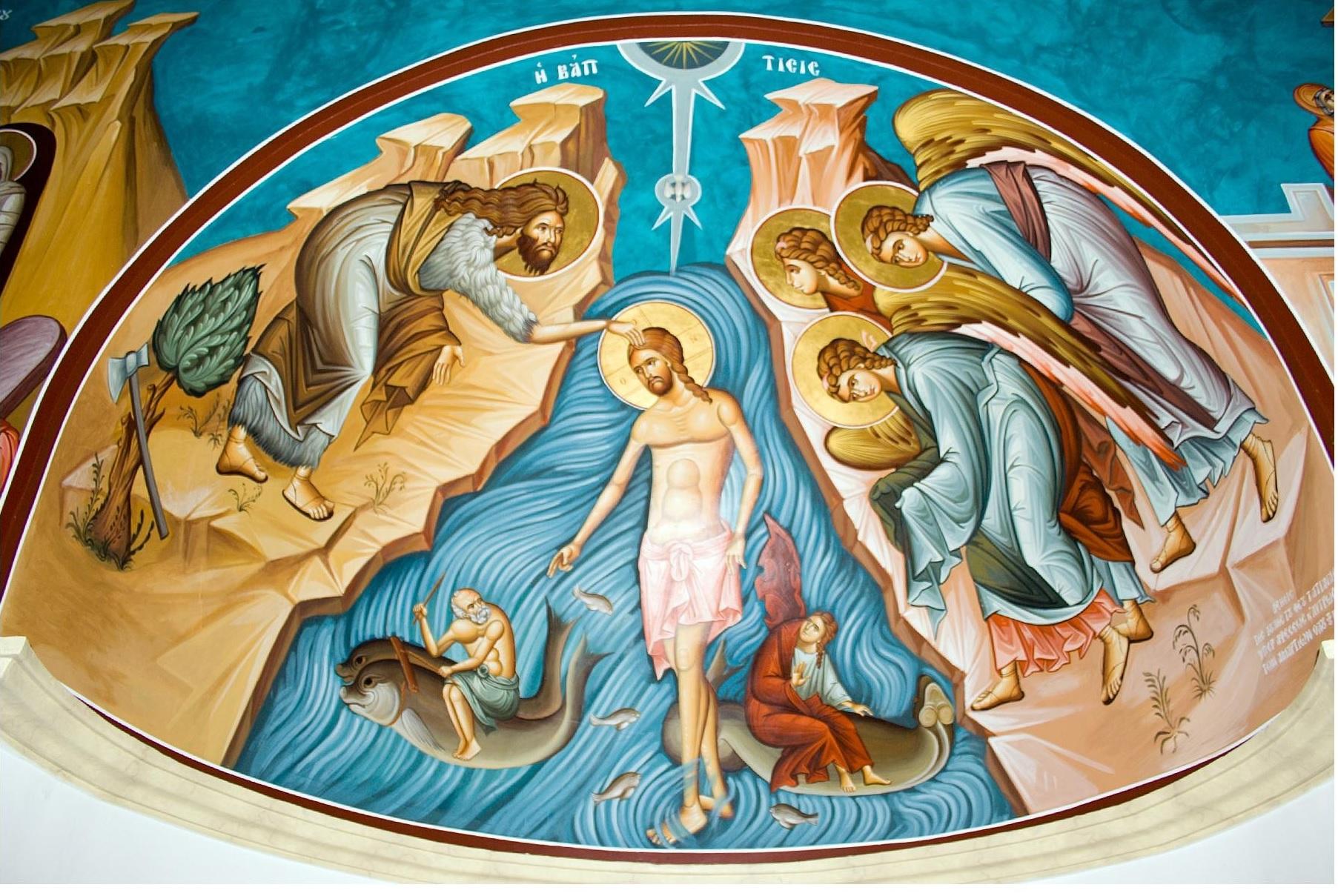 Крещение в Израиле частные гиды в Израиле